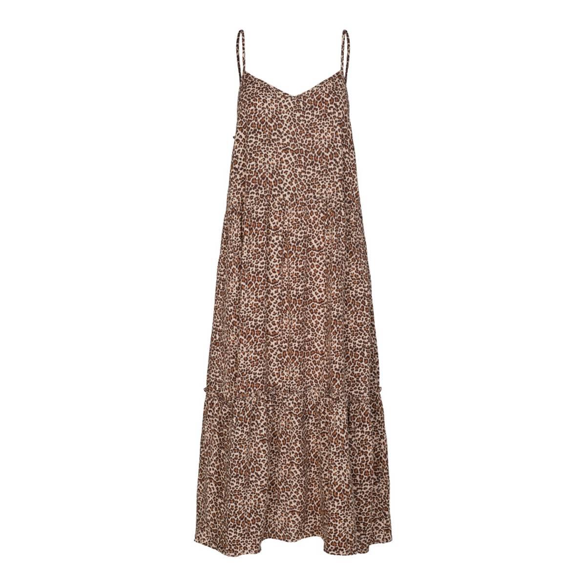 Co'couture Mini Leo Strap Dress Khaki