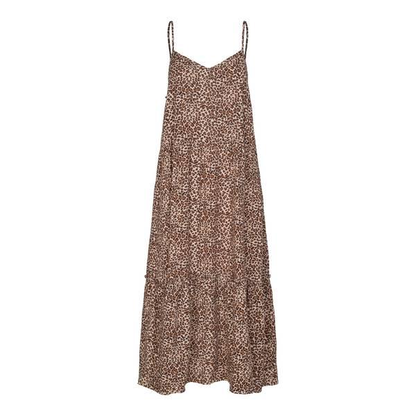 Bilde av Co'couture Mini Leo Strap Dress Khaki