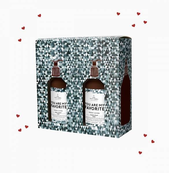 Bilde av The Gift Label Gift Box You Are My Favourite For