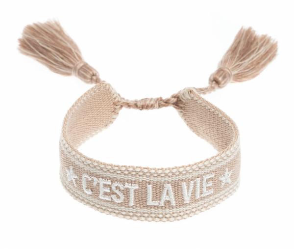 Bilde av Dark Wowen Bracelet C'est La Vie