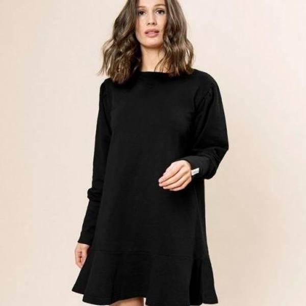 Bilde av MissMaya Kjersti Dress Black