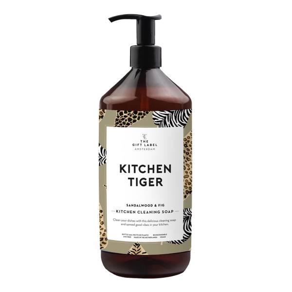 Bilde av The GiftLabel Kitchen Cleaning Soap Kitchen Tiger