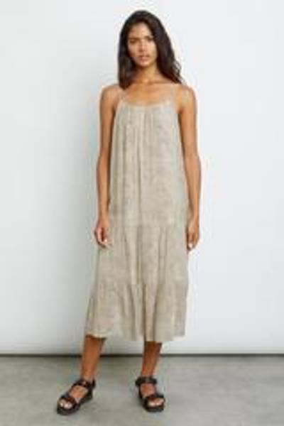 Bilde av Rails Adora Dress Cream Snake