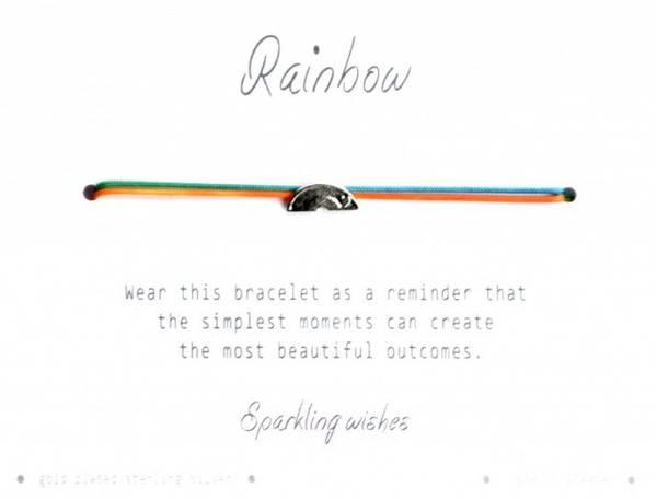 Bilde av Sparkling Wishes Rainbow Gold/TuttiFrutti