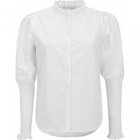 Bilde av Soft Rebels Trinny Shirt White