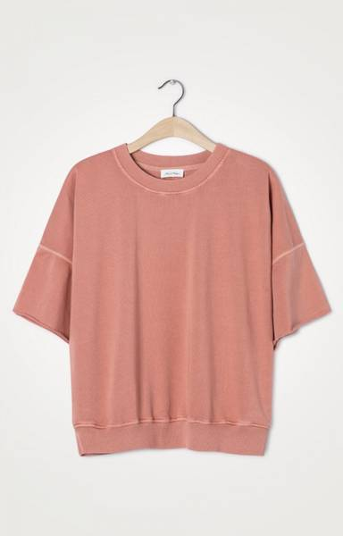 Bilde av American Vintage Sweater Pink