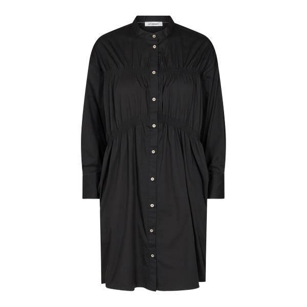 Bilde av Co'couture Hera Poplin Tunic Black
