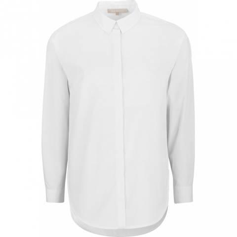 Bilde av Soft Rebels Camia Shirt White