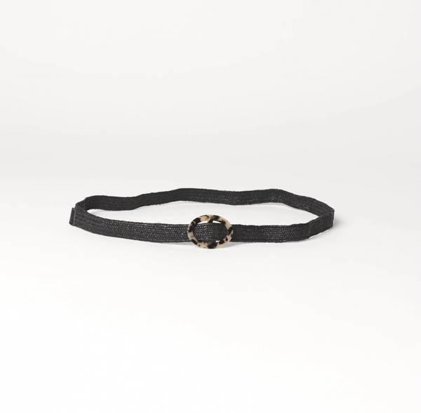 Bilde av Becksöndergaard Zia Solid Belt Black