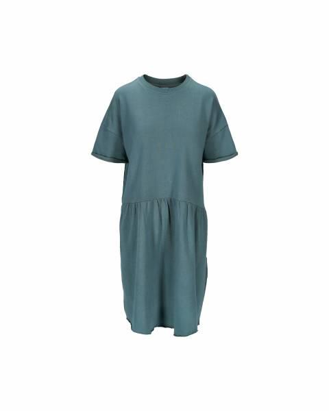 Bilde av IBEN Stone Dress Seaweed Green