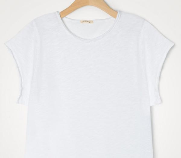 Bilde av American Vintage T-shirt Sonoma White