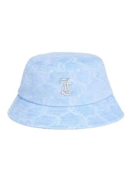 Bilde av Juicy Couture Jaquard Bucket Hat Powder Blue