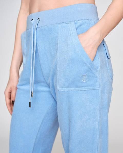Bilde av Juicy Couture Del Ray Towelling Della Robia Blue