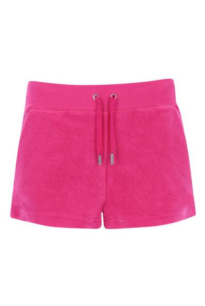 Bilde av Juicy Couture Eve Shorts Towelling Raspberry Pink