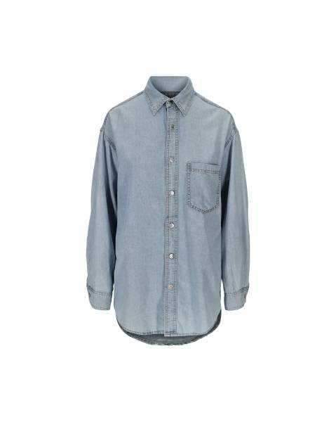 Bilde av IBEN Tye Shirt Vintage Blue