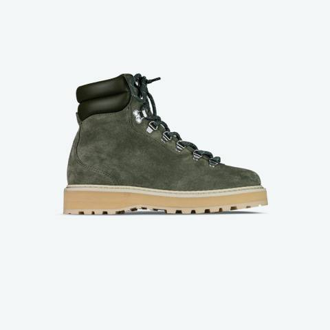 Bilde av Mono Hiking Suede Military