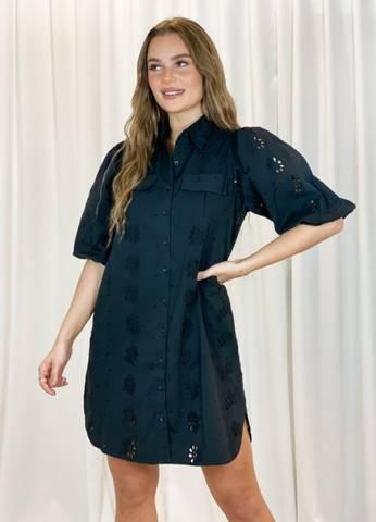 Bilde av MissMaya Hilde Dress Black