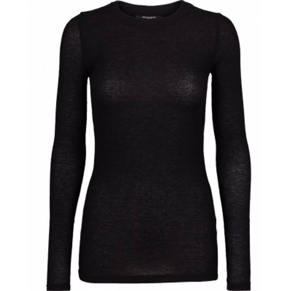 Bilde av Bruuns Bazaar Angela T-Shirt Black