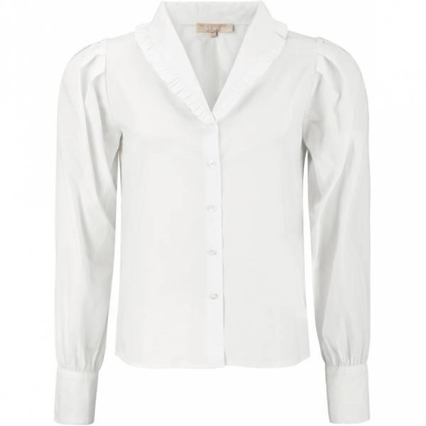 Bilde av Soft Rebels Fika Shirt White