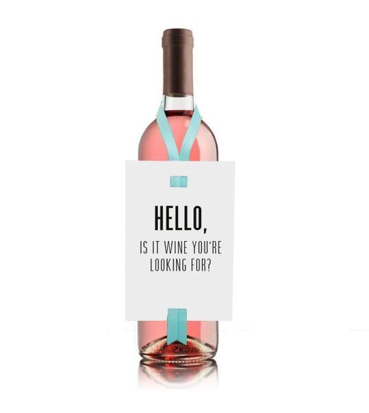 Bilde av Hello, is it wine - Vinkort