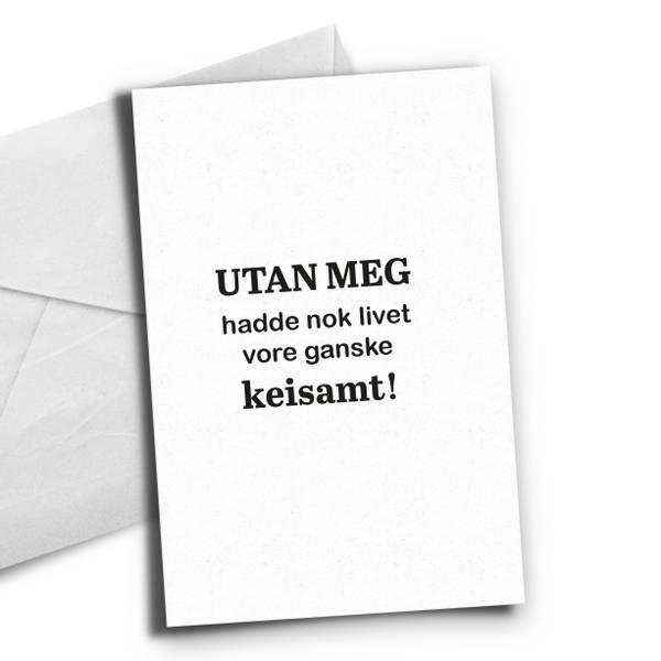 Bilde av Nynorsk Utan Meg