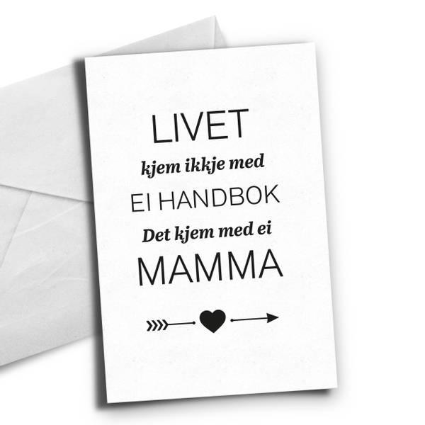 Bilde av Nynorsk: Livet - Håndbok