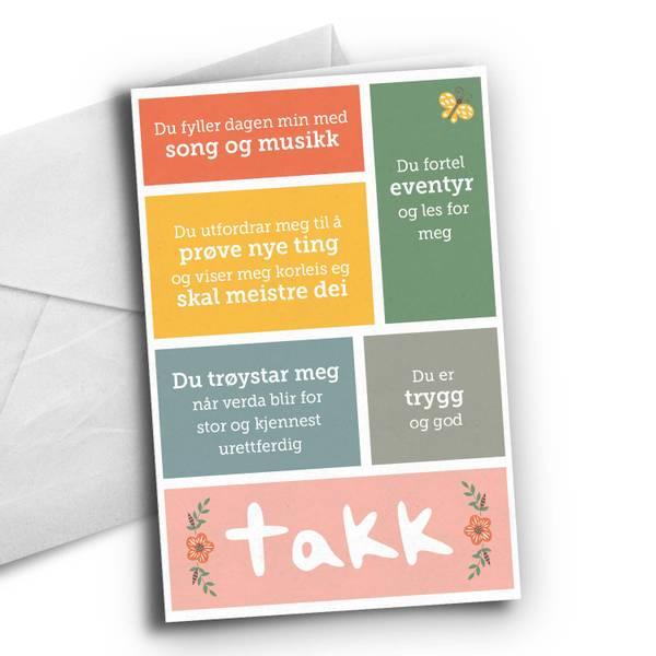 Bilde av Nynorsk: Takk for ein god jobb