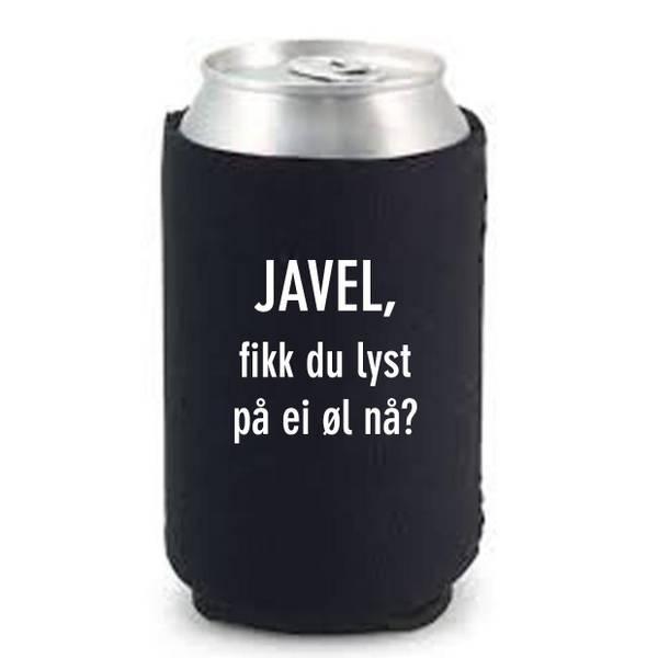 Bilde av Javel, lyst på ei øl?