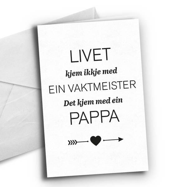 Bilde av Nynorsk: Livet - Vaktmester