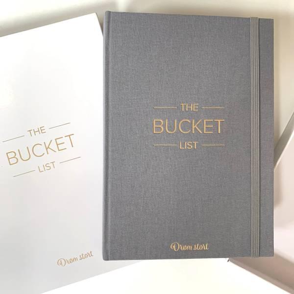 Bilde av the Bucket List journal