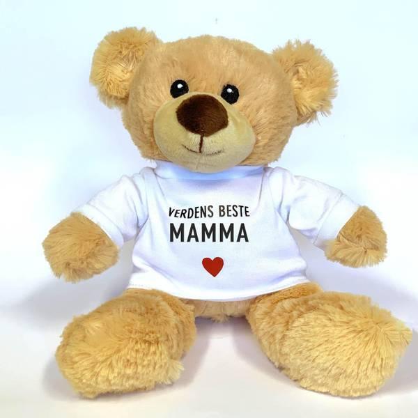 Bilde av Bamse til Verdens beste mamma