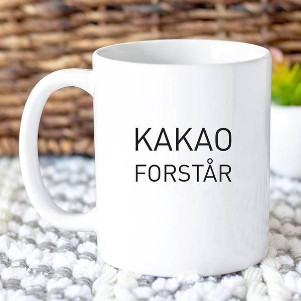 Bilde av Kopp Kakao Forstår