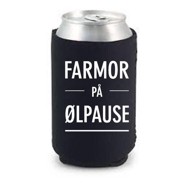 Bilde av Farmor på ølpause