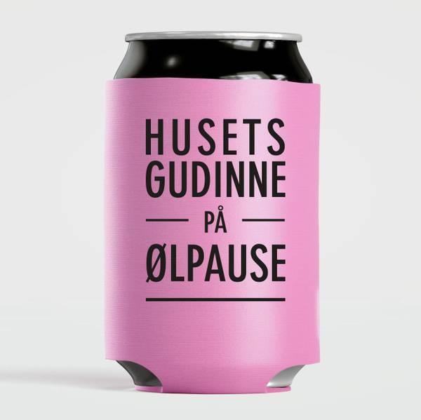 Bilde av Husets Gudinne på ølpause