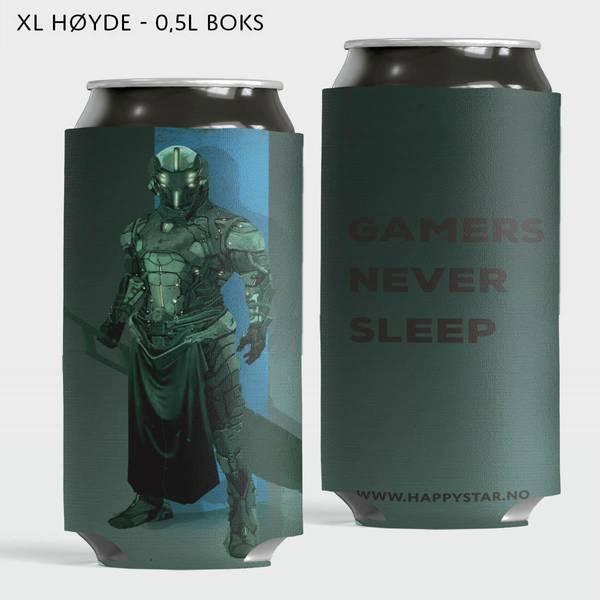 Bilde av Gamers knight- Høy