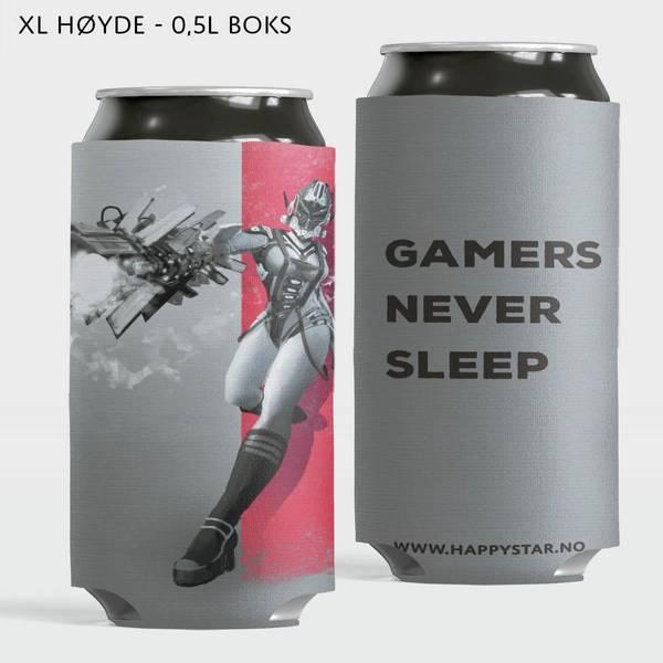 Bilde av Gamers scifi robot - Høy