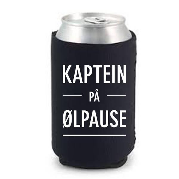 Bilde av Kaptein på ølpause