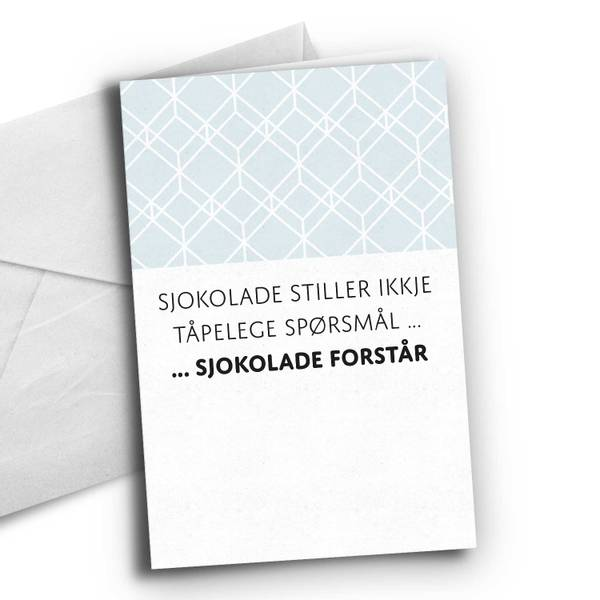 Bilde av Nynorsk: Sjokolade forstår