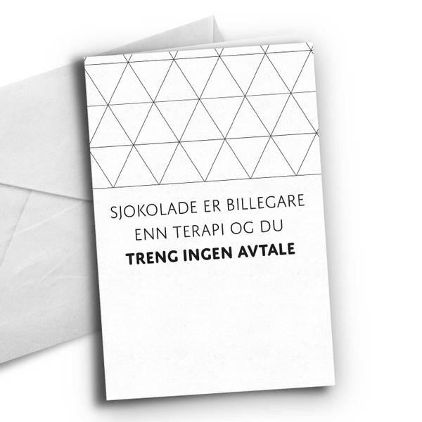 Bilde av Nynorsk:Sjokolade terapi