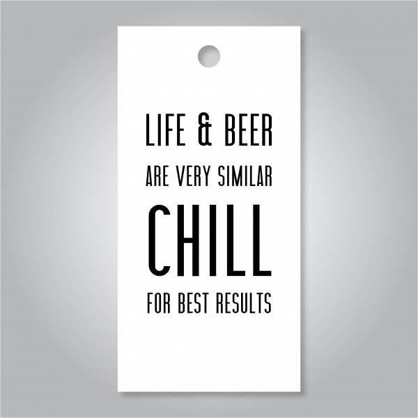 Bilde av Life & Beer