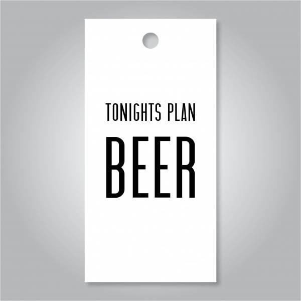 Bilde av Tonights plan Beer