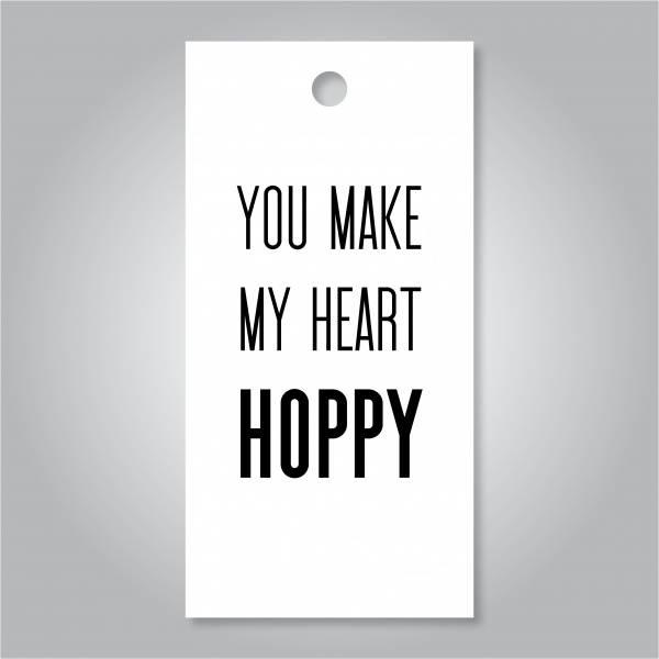 Bilde av You make my heart hoppy