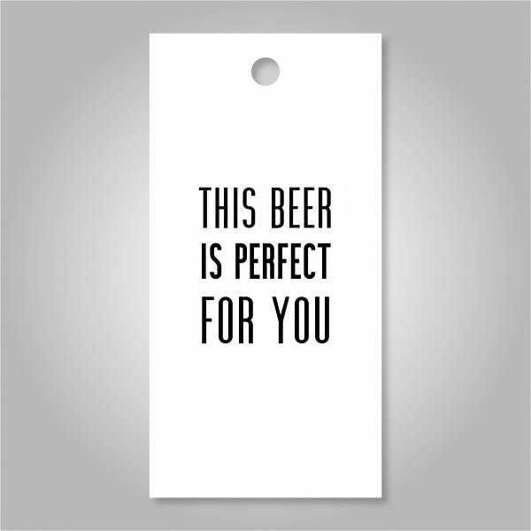Bilde av This beer is perfect for you