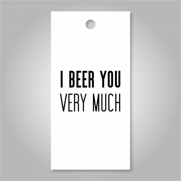 Bilde av I beer you very much