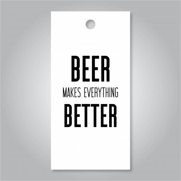 Bilde av Beer makes everything better