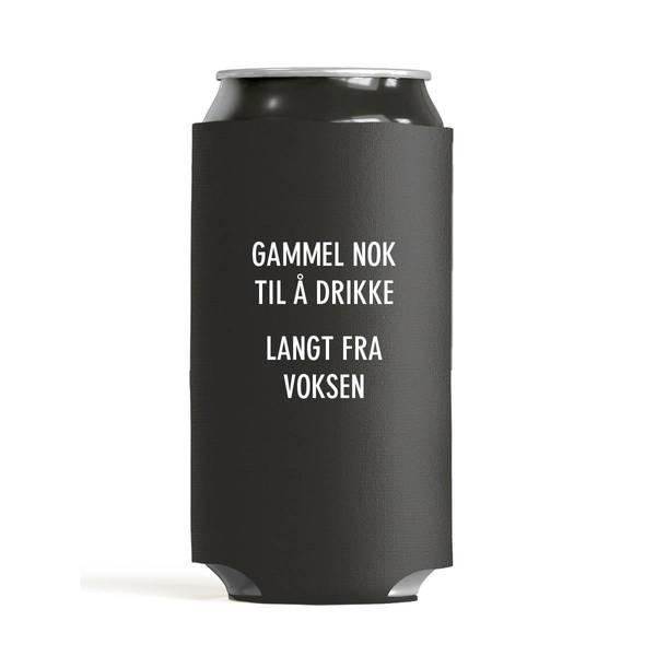 Bilde av Gammel nok