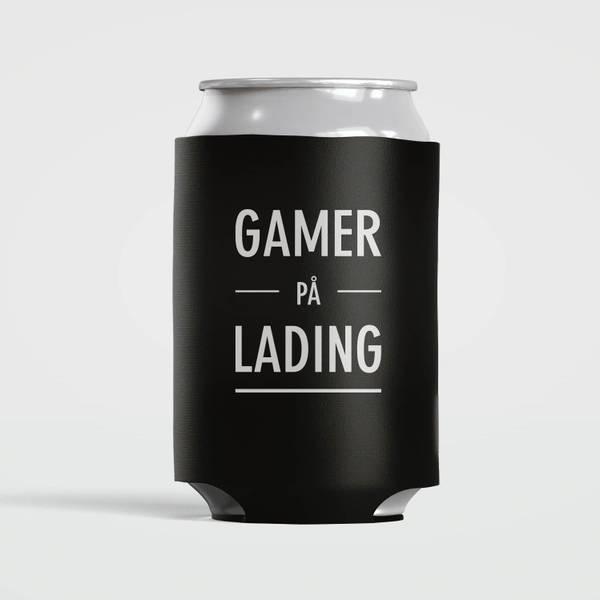 Bilde av Gamer på lading