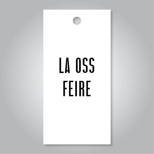 Bilde av La oss feire - hvit