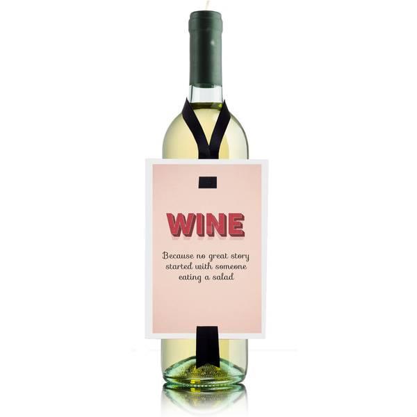 Bilde av Vinkort: Winestory