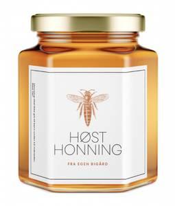 Bilde av Høst bie